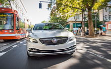Cars wallpapers Buick LaCrosse - 2017