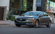 Cars wallpapers Buick Regal Sportback - 2017