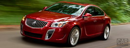 Buick Regal GS - 2013