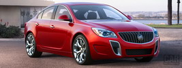 Buick Regal GS - 2014