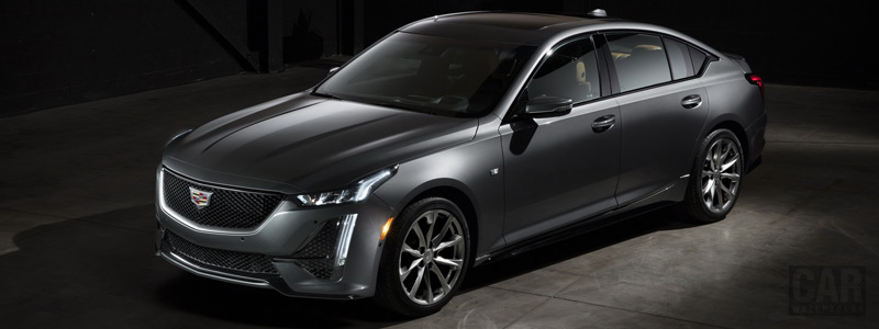 Cars wallpapers Cadillac CT5 Sport - 2019 - Car wallpapers