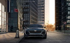 Cars wallpapers Cadillac CT6 V-Sport - 2018
