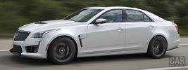 Cadillac CTS-V Carbon Black Sport Package - 2017