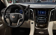 Cars wallpapers Cadillac Escalade Platinum - 2018