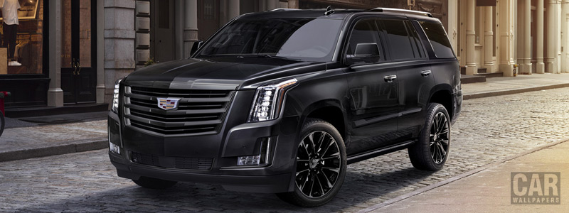 Cars wallpapers Cadillac Escalade Sport Edition - 2019 - Car wallpapers