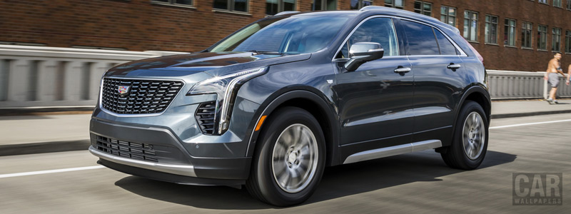 Cars wallpapers Cadillac XT4 Premium Luxury - 2018 - Car wallpapers