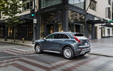 Cars wallpapers Cadillac XT4 Premium Luxury - 2018