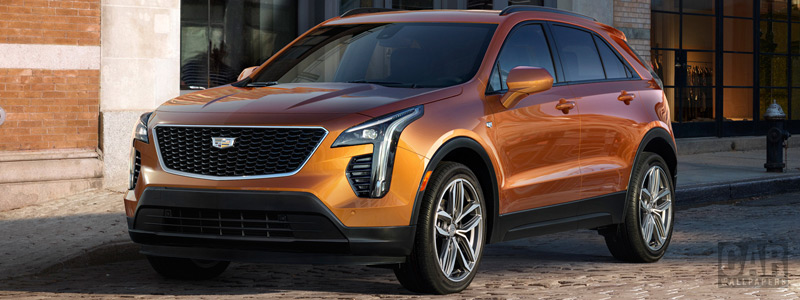 Cars wallpapers Cadillac XT4 Sport - 2018 - Car wallpapers