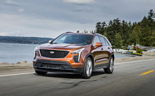 Cars wallpapers Cadillac XT4 Sport - 2018
