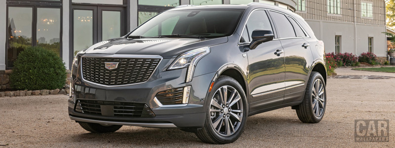 Cars wallpapers Cadillac XT5 Premium Luxury - 2019 - Car wallpapers