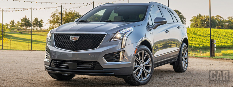 Cars wallpapers Cadillac XT5 Sport - 2019 - Car wallpapers