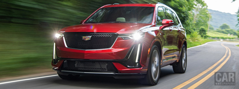 Cars wallpapers Cadillac XT6 Sport - 2019 - Car wallpapers