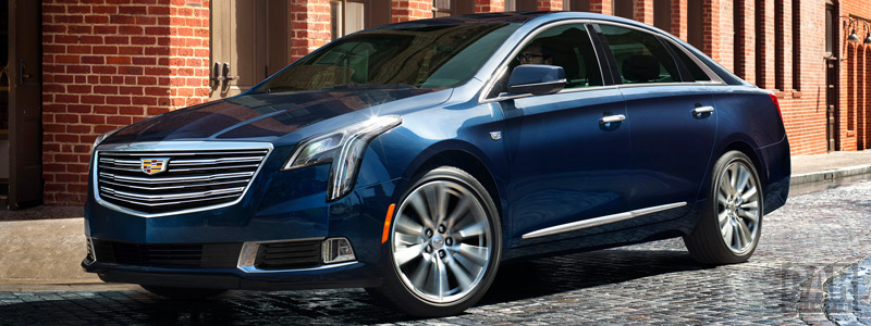 Cars wallpapers Cadillac XTS - 2017 - Car wallpapers