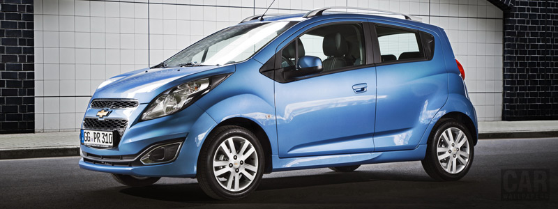Cars wallpapers Chevrolet Spark EU-spec - 2013 - Car wallpapers