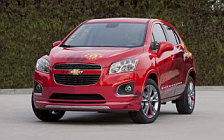 Cars wallpapers Chevrolet Trax Manchester United EU-spec - 2012