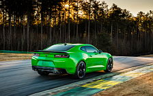 Cars wallpapers Chevrolet Camaro LT 1LE - 2016