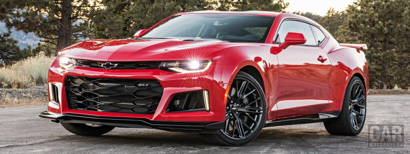 Cars wallpapers Chevrolet Camaro ZL1 - 2016 - Car wallpapers