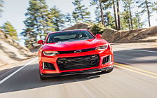Cars wallpapers Chevrolet Camaro ZL1 - 2016