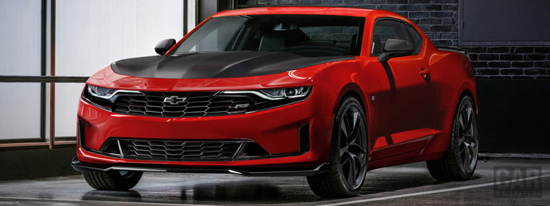 Cars wallpapers Chevrolet Camaro RS 1LE - 2018 - Car wallpapers