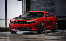 Cars wallpapers Chevrolet Camaro RS 1LE - 2018