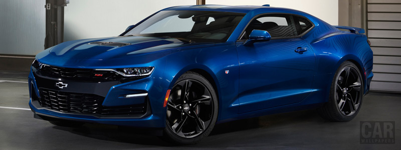 Cars wallpapers Chevrolet Camaro SS - 2018 - Car wallpapers