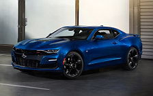 Cars wallpapers Chevrolet Camaro SS - 2018