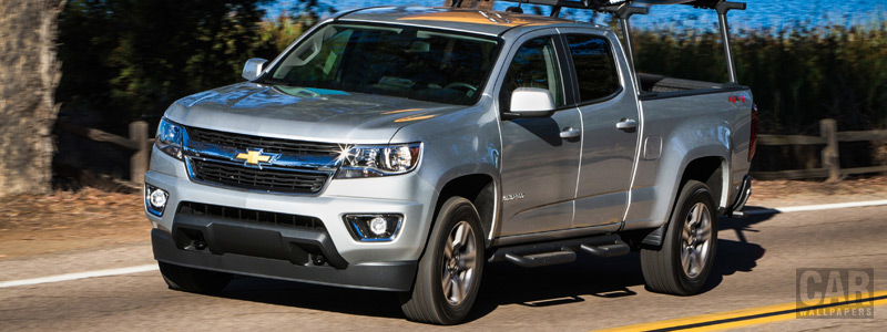 Cars wallpapers Chevrolet Colorado LT Crew Cab - 2014 - Car wallpapers