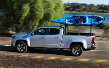 Cars wallpapers Chevrolet Colorado LT Crew Cab - 2014