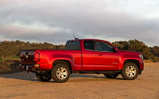 Cars wallpapers Chevrolet Colorado LT Extended Cab - 2014