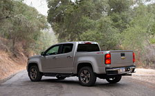 Cars wallpapers Chevrolet Colorado LT Crew Cab Duramax Diesel - 2015