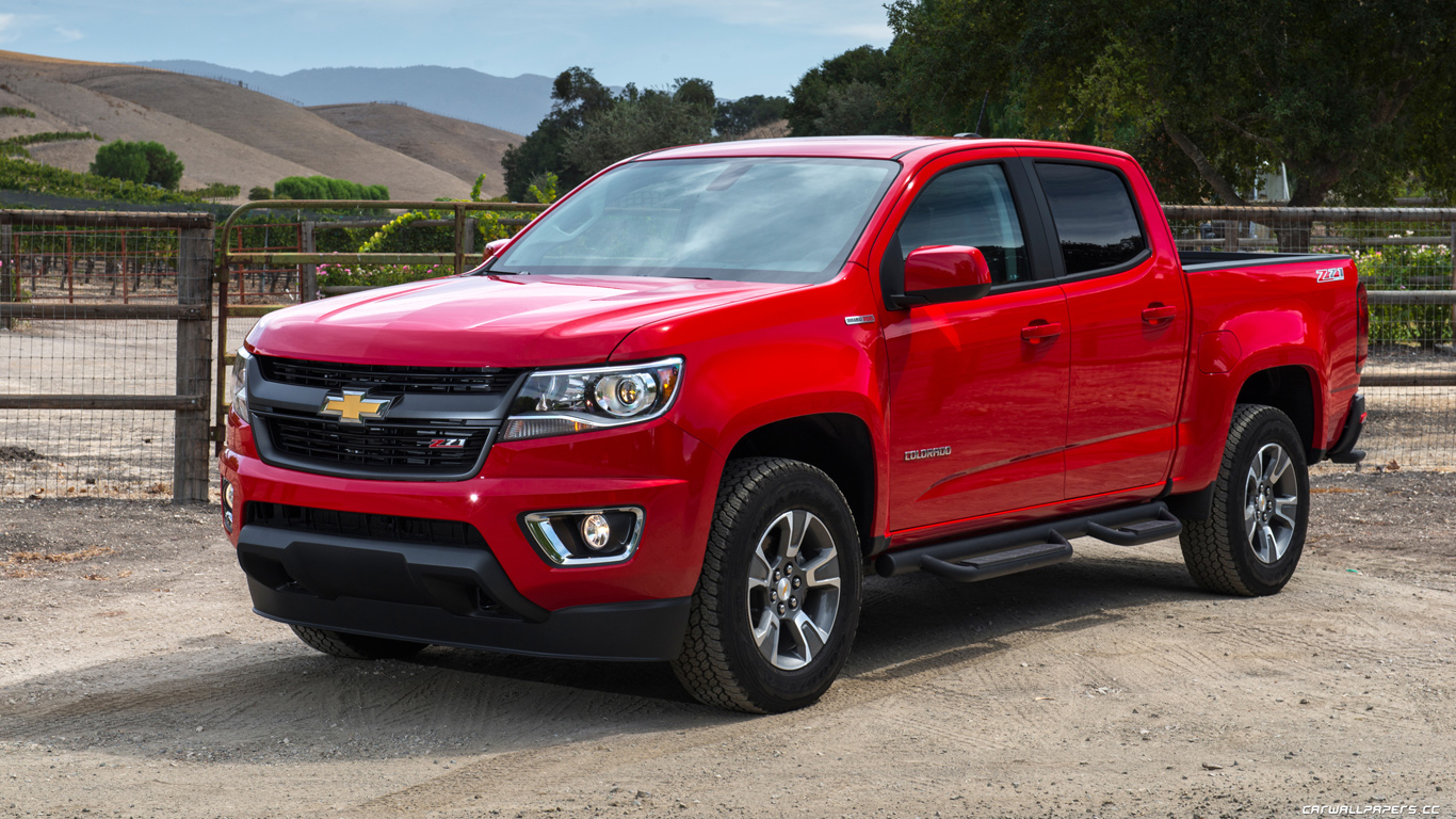 cars desktop wallpapers chevrolet colorado z71 crew cab duramax diesel 2015. Black Bedroom Furniture Sets. Home Design Ideas