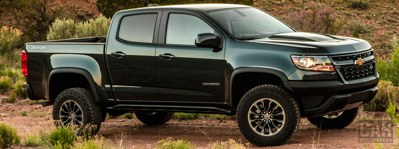 Cars wallpapers Chevrolet Colorado ZR2 Crew Cab - 2017 - Car wallpapers