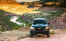 Cars wallpapers Chevrolet Colorado ZR2 Crew Cab - 2017