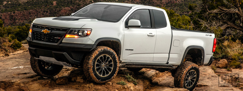 Cars wallpapers Chevrolet Colorado ZR2 Extended Cab Duramax Diesel - 2017 - Car wallpapers