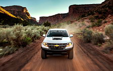 Cars wallpapers Chevrolet Colorado ZR2 Extended Cab Duramax Diesel - 2017