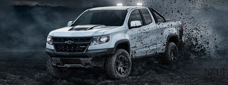 Cars wallpapers Chevrolet Colorado ZR2 Dusk Extended Cab - 2018 - Car wallpapers