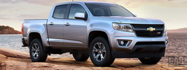 Chevrolet Colorado Z71 Double Cab - 2014