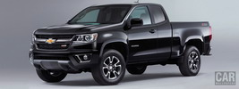 Chevrolet Colorado Z71 Extended Cab - 2014