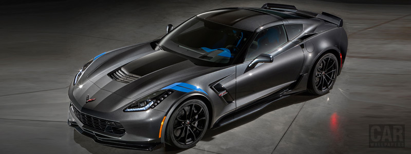 Cars wallpapers Chevrolet Corvette Grand Sport Collector Edition - 2016 - Car wallpapers