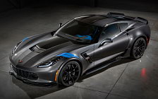 Cars wallpapers Chevrolet Corvette Grand Sport Collector Edition - 2016