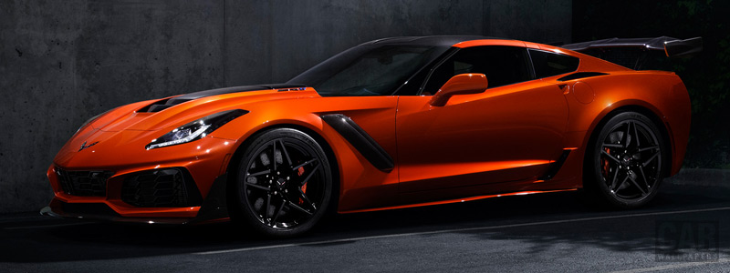 Cars wallpapers Chevrolet Corvette ZR1 - 2018 - Car wallpapers