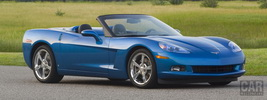 Chevrolet Corvette Convertible 2008