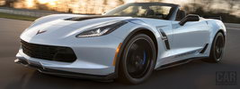 Chevrolet Corvette Grand Sport Carbon 65 Edition Convertible - 2017
