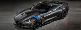 Chevrolet Corvette Grand Sport Collector Edition - 2016