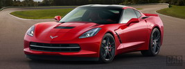 Chevrolet Corvette Stingray - 2013