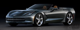 Chevrolet Corvette Stingray Convertible - 2013