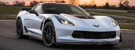 Chevrolet Corvette Z06 Carbon 65 Edition - 2017