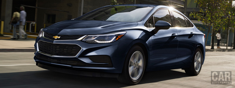 Cars wallpapers Chevrolet Cruze Diesel - 2017 - Car wallpapers