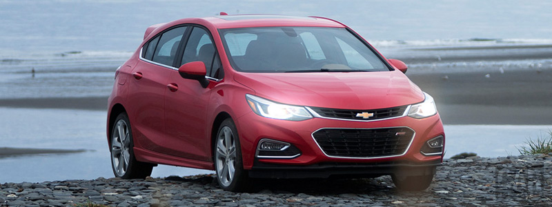Cars wallpapers Chevrolet Cruze Hatch RS Diesel - 2017 - Car wallpapers
