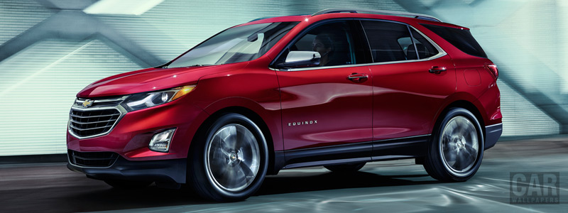 Cars wallpapers Chevrolet Equinox Premier - 2017 - Car wallpapers